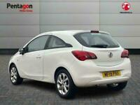 2019 Vauxhall CORSA 3 DOOR 1.4i Ecotec Energy Hatchback 3dr Petrol 75 Ps Hatchba