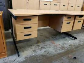 Tip quality office desks. 240 available