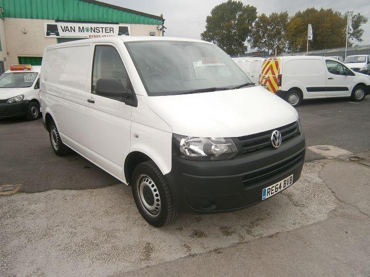 Volkswagen Transporter T28 swb 2.0tdi 84ps Startline Van DIESEL MANUAL (2014)