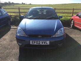 Ford Focus 1.6 Petrol Mot 06/18 £695