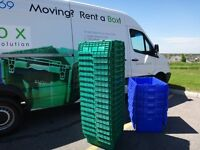 Moving and need boxes? We have a solution!!