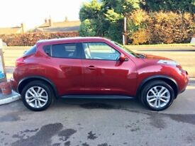 Nissan Juke TEKNA Pure Drive 1.5 DCI 12m MOT, Full History ,Excellent Condition