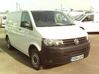 Volkswagen Transporter T28 SWB STARTLINE TDI 84PS VAN DIESEL MANUAL (2014)