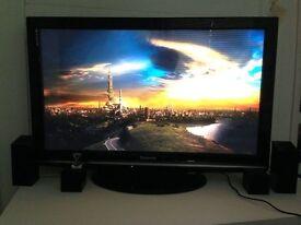 """42"""" Panasonic Plasma TV. £180 o.n.o."""