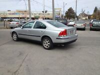 2004 Volvo S60 AWD,safety e/t+24month warranty included