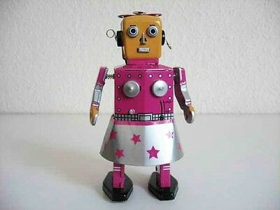 Blechspielzeug - Roboterfrau Venus Robot    1520461