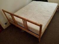Double bed very good conditon