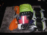 TRIBORD Itiwit 2 Man inflatable Kayak