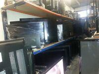 TVs for sale SAMSUNG, LG, PHILIPS, JVC, HITACHI