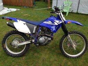 2006 Yamaha TT-R230