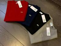 Lacoste jumpers brand new with tags