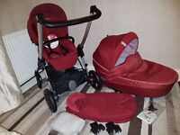 Brand NEW Maxi Cosi Elea pushchair with Carry cot/Travel cot