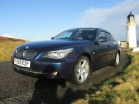 2010 59 Plate BMW 520D Business Edition