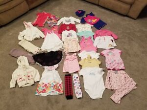 6 to 12 month clothing lot