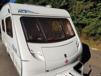 Ace 4 berth 2004