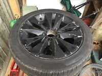OFFERS ALL 4 BMW 5 SERIES ALLOYS 17''