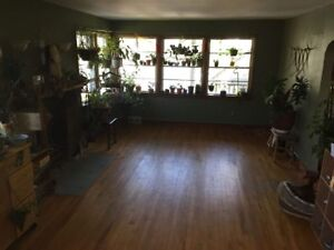 Big bright 3 bedroom apartment in the North end!