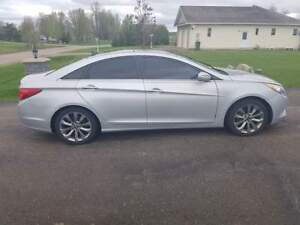 2012 2.0l Sonata Turbo limited edition