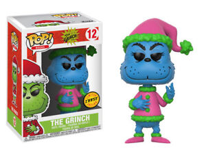 Funko Pop The Grinch Chase Figure #12