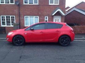 Vauxhall Astra Active 1.7 CDTI 2012 (Bargain) £4100 ONO