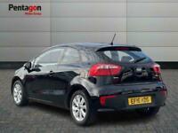 2016 Kia Rio 1.4 Ecodynamics 2 Hatchback 3dr Petrol Manual s/s 114 G/km 107 Bhp