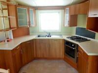 Well presented pre owned 2 bed double glazed and centrally heated static caravan