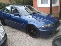Bmw 3 series, 318 E46 for sale!