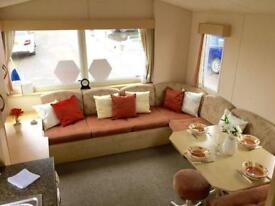 Static Caravan Nr Clacton-on-Sea Essex 2 Bedrooms 6 Berth Willerby Magnum 2010