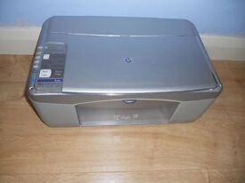 Printer/Scanner - HP PSC1215 with Power Lead