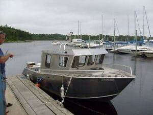 FABTECH 26' Welded Aluminum Boat for sale!