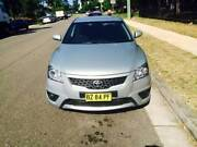 2011 Toyota Aurion sportivo SX6 Canley Heights Fairfield Area Preview