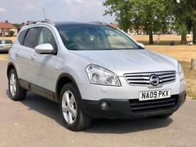 2009 Nissan Qashqai+2 2.0 -- Diesel -- Automatic -- Part Exchange Welcome