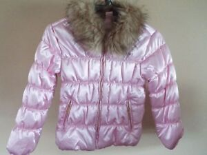 Girls size 6X Juicy Couture Winter Coat