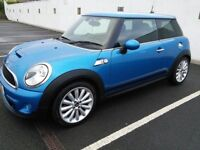 Mini Cooper S 1.6 Stunning ex Demo car packed with extra features, in great condition & low miles