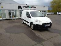 Peugeot Partner L1 850 S 1.6 HDI 90BHP VAN DIESEL MANUAL WHITE (2012)