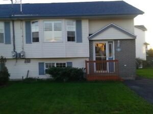 Half a house for rent in Eastern Passage