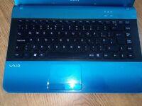 Sony Vaio gaming laptop, i5, ddr3, amd hd5650m, 500gb sshd