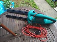 Electric Hedge Trimmer Bosch AHS 45-16 Hedge Cutter 420W