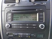 RCD300 Golf MK5 stereo for sale.