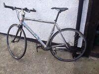 Saracen Helix road/race bike