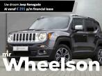 Ondernemers opgelet! Lease nu Jeep Renegade v.a. € 291 p/m