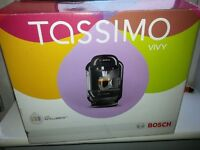 tassimo vivy never been used
