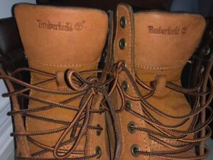 Timberland Boots (As is)