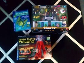 Various Toys Brand new/Unused -see ad for prices