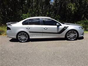 2008 Ford Falcon XR6 Sedan - Own It From Only $83/wk! Mount Gravatt East Brisbane South East Preview