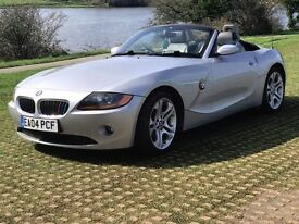 BMW Z4 might swap car or of road bike