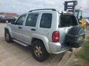 Jeep Cherokee kj wrecking all parts Campbellfield Hume Area Preview