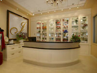 5 Star Spa looking for highly motivated Receptionist