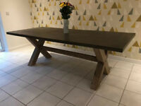 Prudence Dining / Kitchen Table by Laurel Foundry, 1 year old (£869 new)