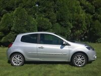 2009 Renault Clio 3Doors TOM TOM Manual 1.1 With Long MOT PX Welcome